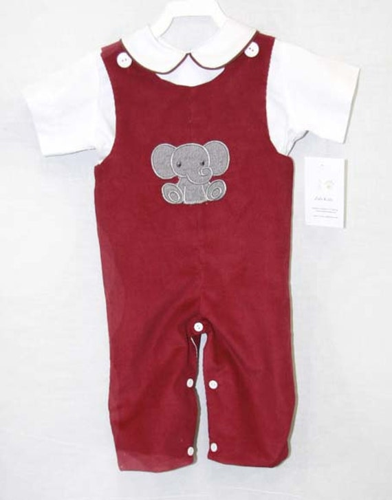 Baby Football Outfit Bama Baby Crimson Tide