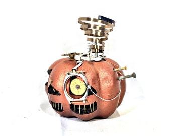 Steampunk Halloween Pumpkin - Steampumpkin
