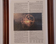 Game of Thrones Dictionary Art Print