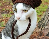 Cat Costume, Costume for Cats, Cat Hat, Hats for Cats, Cat Hats, Cat Clothing, Cat Clothes, Cat Wig,  Wig for Cats, Dog Hat, Dog Costume