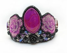 Сrown, Tiara, Dolce, Crown with roses, Wreath, Beaded crown, baroque