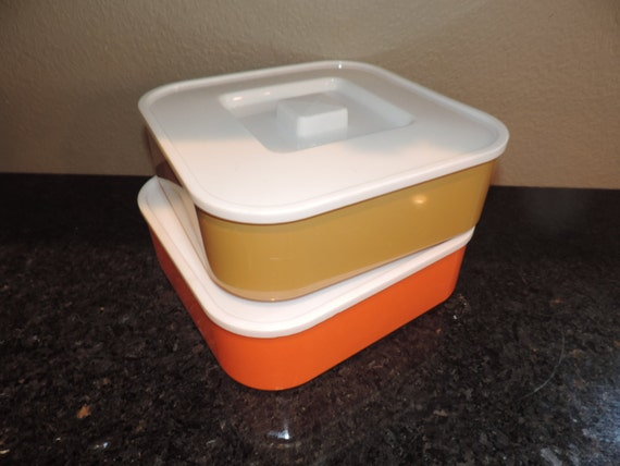 vintage kitchen storage containers retro kitchen container set retro kitchen storage orange 6832