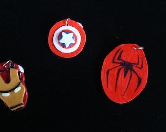 Ironman Mask Pendant