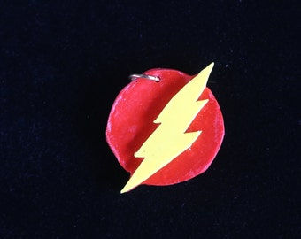 The Flash Inspired Pendant