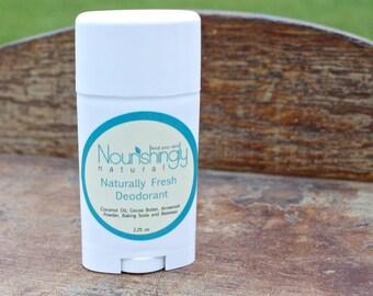 Natural Deodorant, Aluminum Free Unscented Deodorant, fragrance free deodorant, organic coconut oil deodorant, deodorant stick, arrowroot