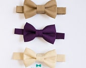 Baby Boy Rustic Bow Tie for all ages- Newborn -Adult..Toddler..Suspenders..1st Birthday..Ring Bearer..Wedding..Kids Bow Tie..Best Man gift
