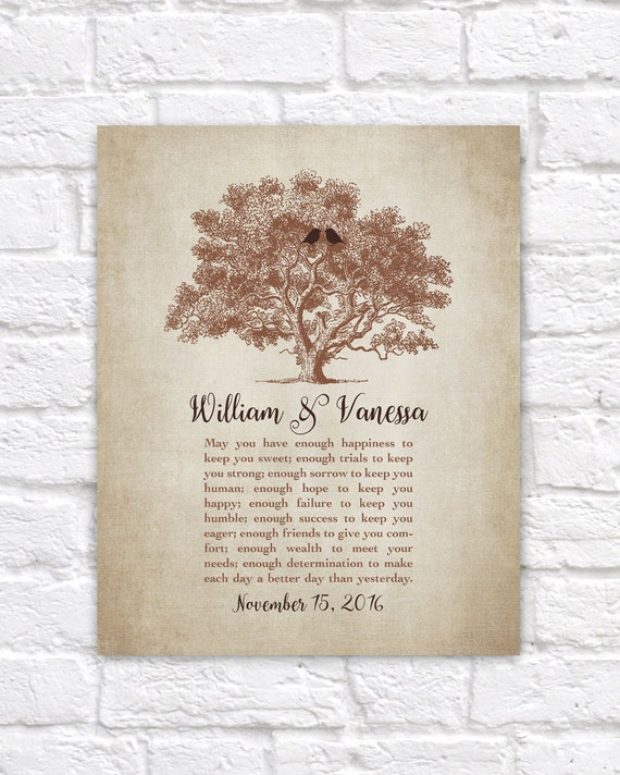Wedding Gift Ideas For Friends Uk : Wedding Gift for Bride and Groom from Friends, Personalized Wedding ...