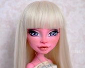 Susanna (OOAK Gooliope Jellington Custom Monster High doll repaint)