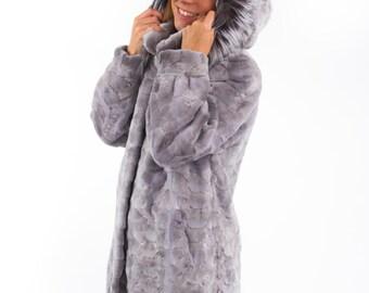 Mink Jacket / Manteau en vison