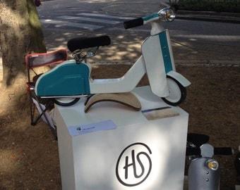 lambretta style balancebike