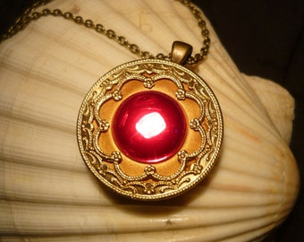 "The Secret of NIMH - Magic Amulet - handmade Necklace - ""Made to Order"""