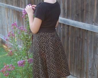Dyyni Skirt Pattern 2y - 16y