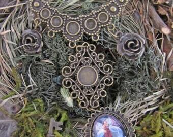 """Necklace """"La Fée of lust"""""""