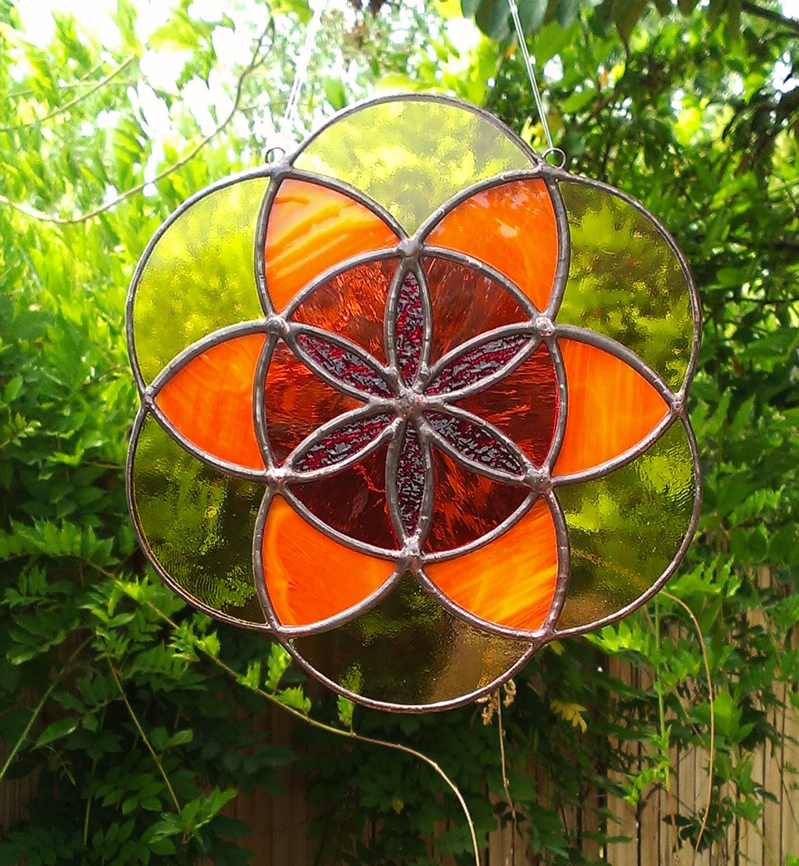 sacred geometry seed of - photo #30