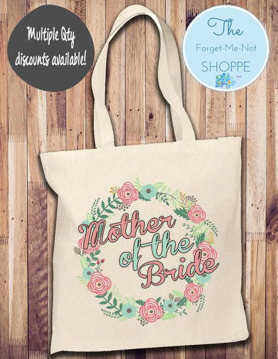 Wedding Tote Bag ~ Bride to Be tote bag, Mother tote bag, Bride Bag, Wedding tote bag, Wedding Favor, Gift Tote Bag T001