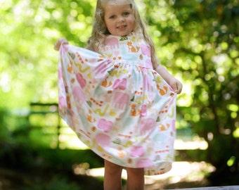 2T-6 Girls' Sweetheart Dress