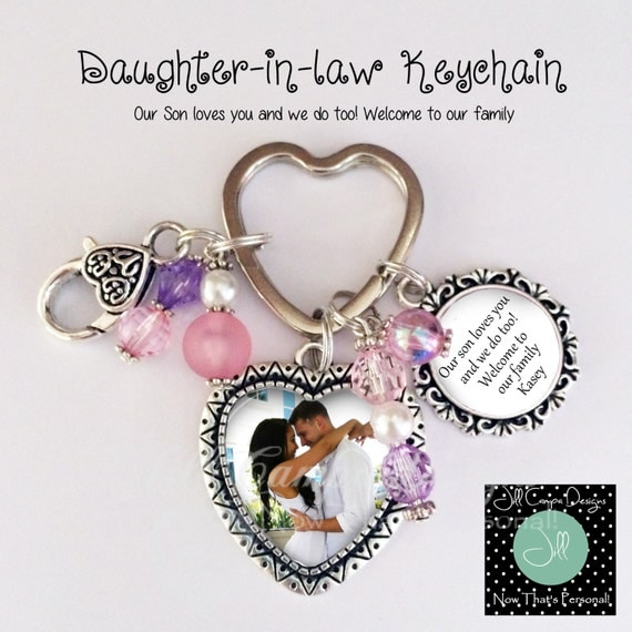 Daughter in law gift, Future Daughter in law gift, Daughter-in-law ...