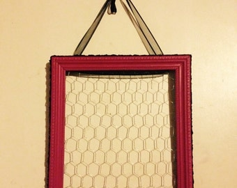 11x14 Hair Bow Holder