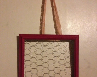 8x10 Hair Bow Holder