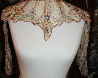Antique Chinese Wedding / Ceremony / Cloud Collar