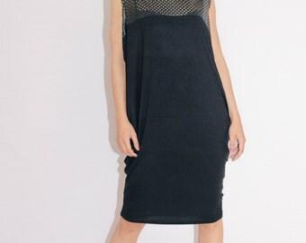 black dress/Sexy dress/oversize dress/maternity dress