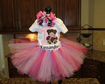 Pretty Lil Tutu and Onesie