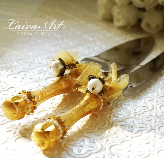 gold wedding cake knife gold wedding cake server set amp knife wedding cake knife 14814