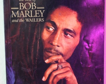 Legend- The Best of Bob Marley and the Wailers Songbook  ISBN 0-7935-3698-7
