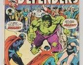 Defenders; Vol 1, 21 Bronze Age Comic Book. VF.  March 1975.  Marvel Comics