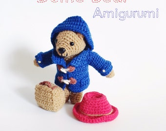 Minnie Mouse Amigurumi Crochet Pattern : Mickey & Minnie Mouse Amigurumi Crochet Pattern PDF
