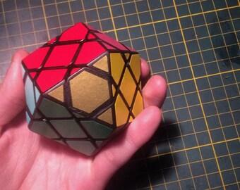 3x3x3 Cube-octahedron