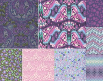 Eden by Tula Pink (Purple)