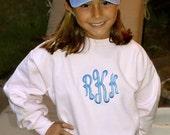 COMBO--KIDS Sweatshirt and Baseball Cap