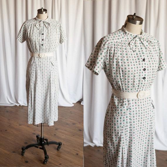 robe de lieux lointains robe vintage des ann es 30 ann es. Black Bedroom Furniture Sets. Home Design Ideas