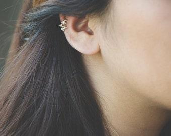 Zig Zag Ear Cuff