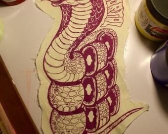 Immortal - Cobra Patch