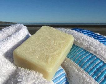 Kaolin Clay Soap, Luxury Soap, Designer Soap, Exfoliating Soap, Moisturising Soap, Detox, Gift Soap, Happy Skin, Body Soap, Vegan body care