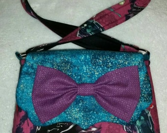 Disney Villainess bag in fabulously bad print