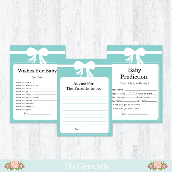 Baby Shower And Co Theme Wishes For Baby Advice For By