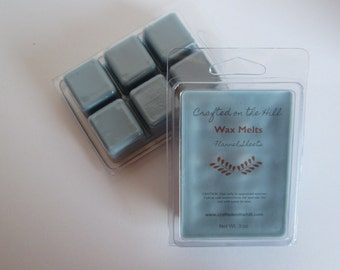 Flannel Sheets Wax Melts, Highly Scented Wax, Soy Blend