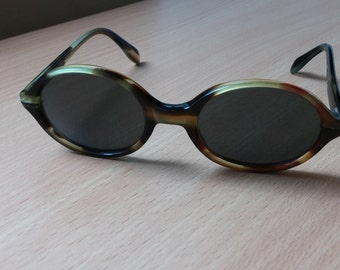 Vintage Eyewear Originals Geometric Sunglasses, Vintage 1960's Sunglasses, Very Cool and Mod! New Old Stock, NOS