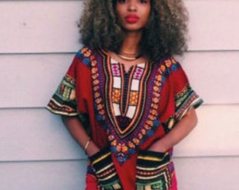 Dashikis-Trendy African Tunics