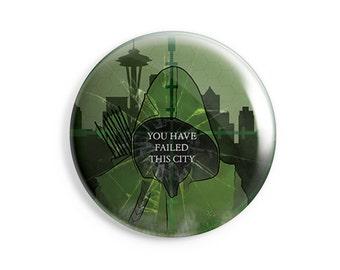 Green Arrow Pin
