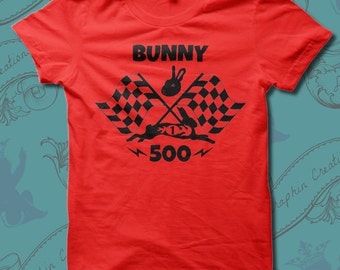 Bunny 500 Racing House Rabbit Shirt