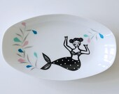 Mermaid platter #1