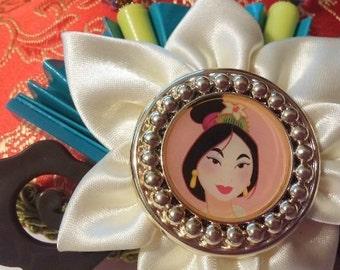 Disney Disneyland Mulan Oriental Headpiece