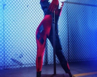 8x12 Harley Quinn MATTE Photo Print (Traci Hines) *ready to ship