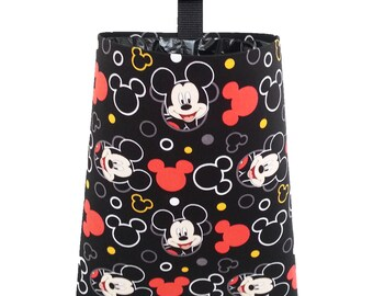 Car Trash Bag - Mickey Mouse