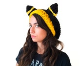 Dark Night Umbreon Slouchy Beanie