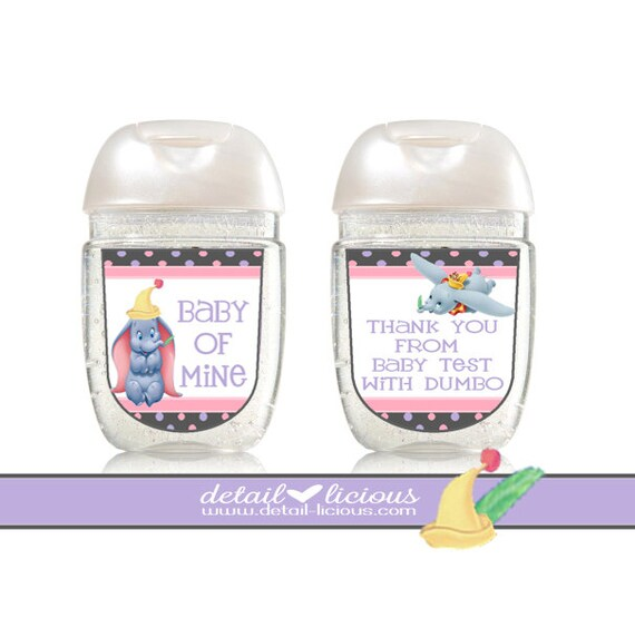 Items Similar To Mini Hand Sanitizer Favors, Santizier
